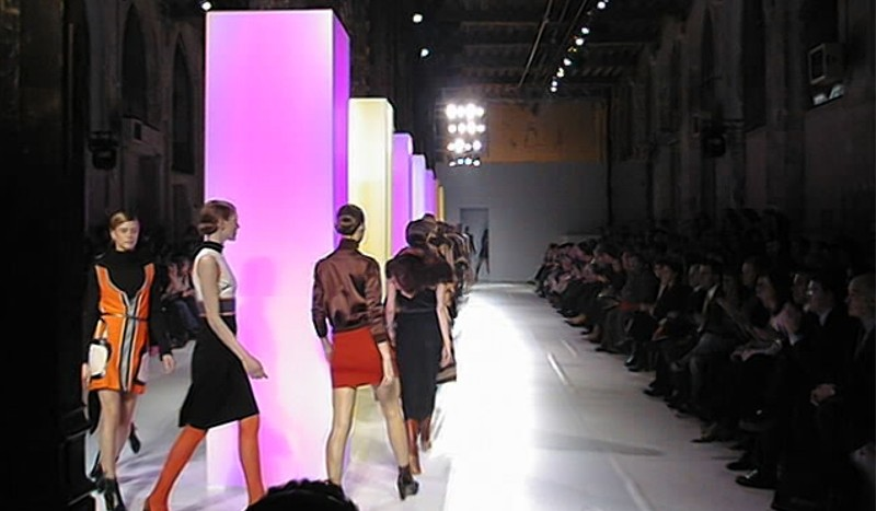 Immagine di  Fashion show, Parigi