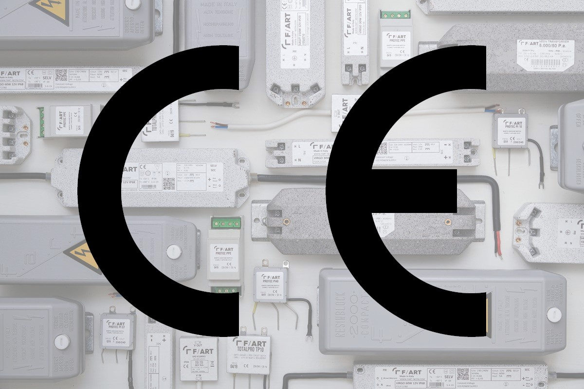 Image of  CE mark