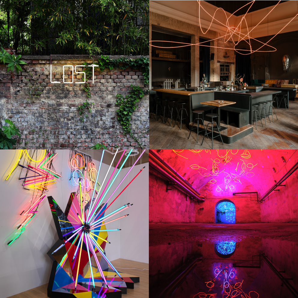 Image of  Neon Art exhibitions in July 2020