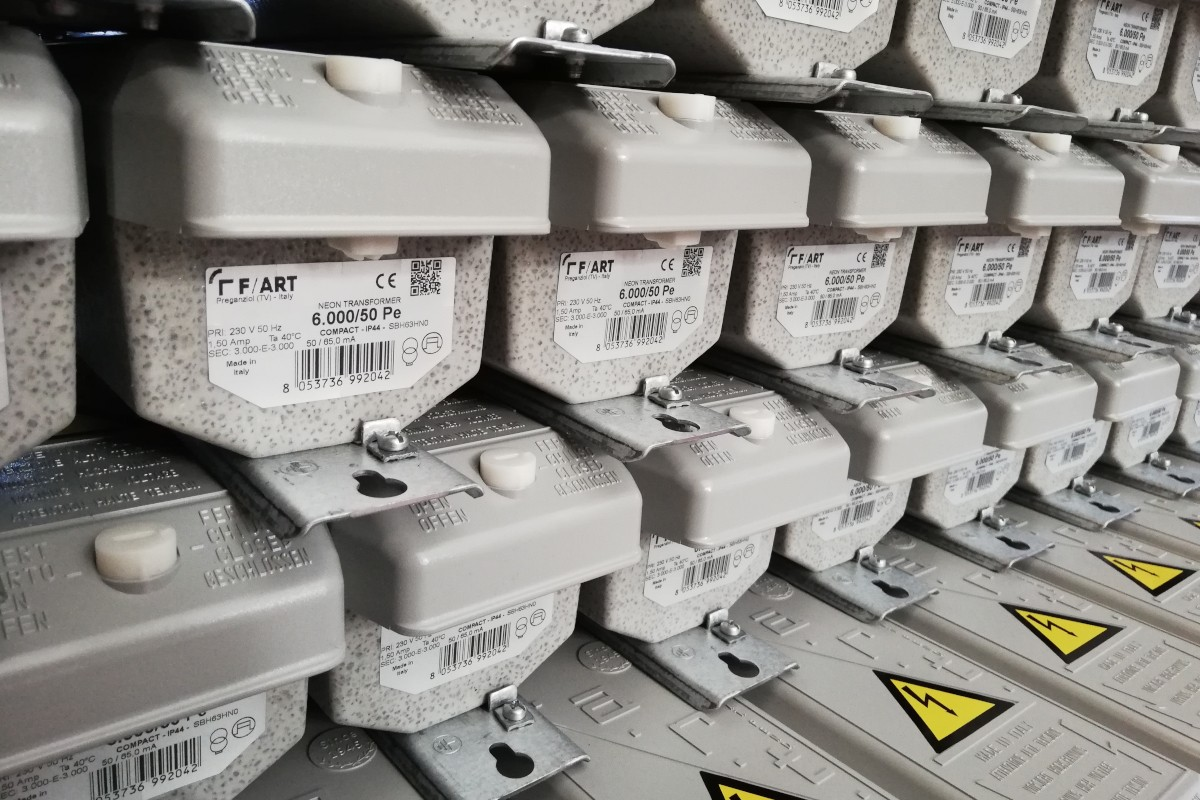 Image of  New Labels on Electromagnetic Transformers