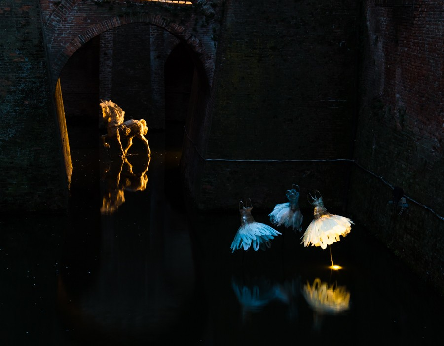 Image of  Biennale Light Art Mantova 6