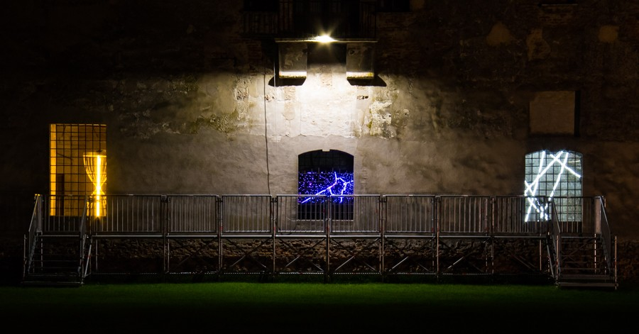 Image of  Biennale Light Art Mantova 5