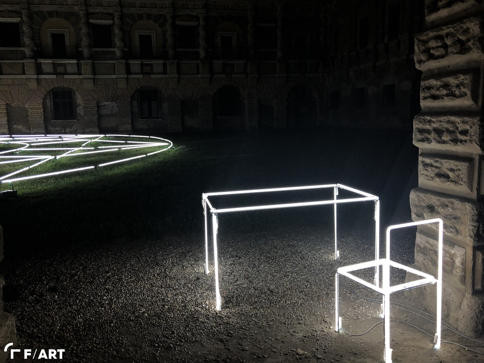 Immagine di  Biennale Light Art Mantova 3