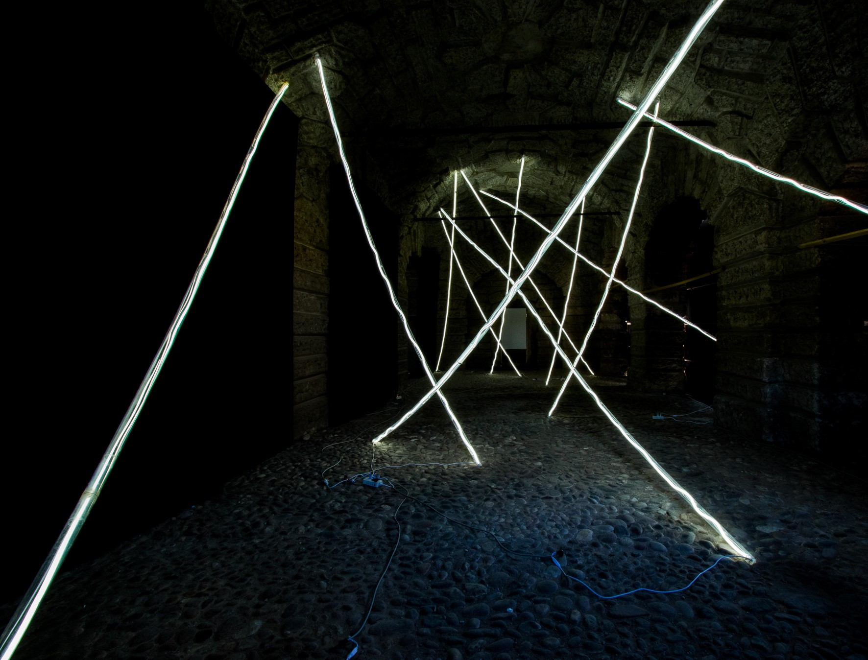 Image of  Biennale Light Art Mantova 8